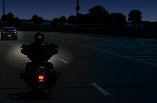 Harley-Miami-Highway-Night